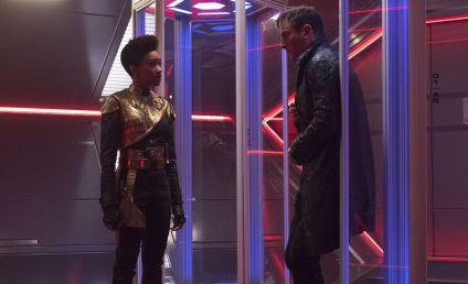 Star Trek: Discovery Review: Tyler Gets Transported