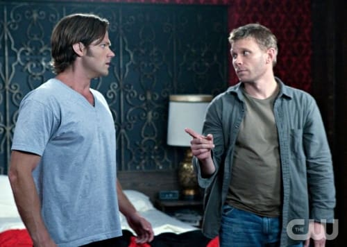 Sam and Lucifer