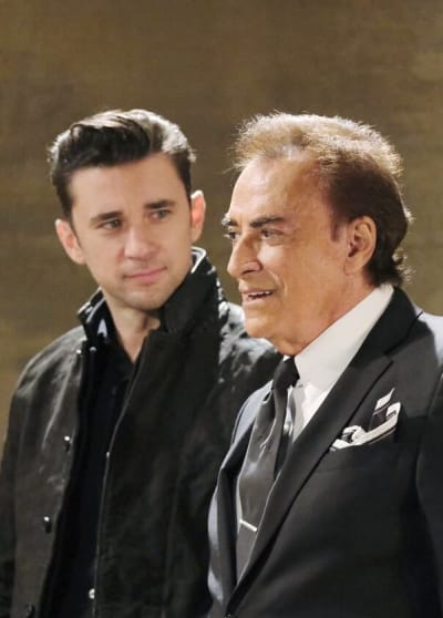 Tony and Anna Return/Tall - Days of Our Lives