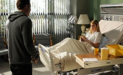 Aimee Teegarden Teases Rhonda vs. Annie Showdown