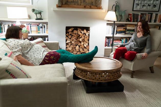 Verena And Plum Chat - Dietland Season 1 Episode 7
