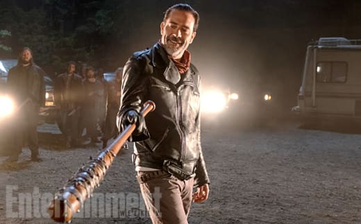 The Walking Dead Season 7 Pic