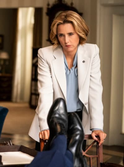Passionate About Her Position - Madam Secretary Season 5 Episode 12