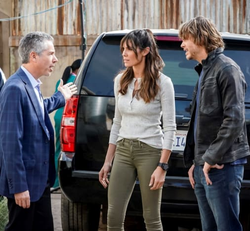 Getting the Rundown - NCIS: Los Angeles Season 10 Episode 13