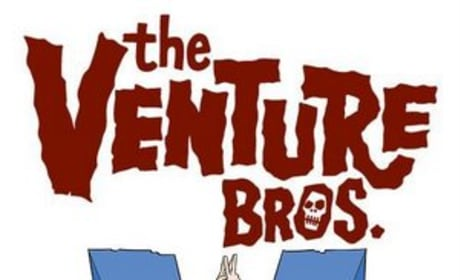 The Venture Brothers Poster
