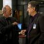 Robert Englund on Criminal Minds