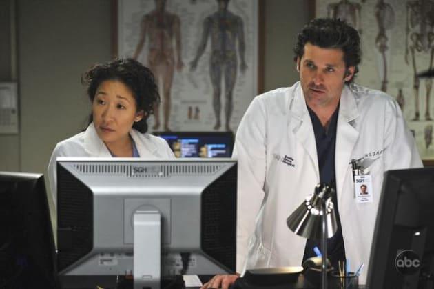 Derek, Cristina