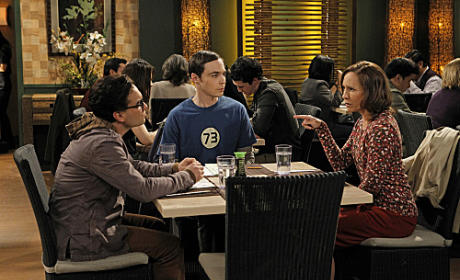 Laurie Metcalf on The Big Bang Theory