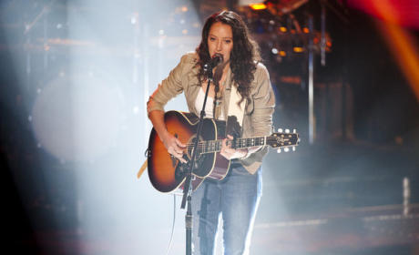 Karla Davis's Blind Audition