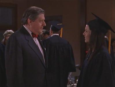 Lorelai's Graduation Day Picture