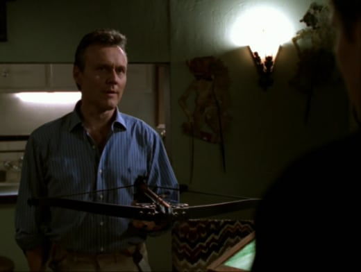 Distrustful - Buffy the Vampire Slayer Season 3 Episode 10