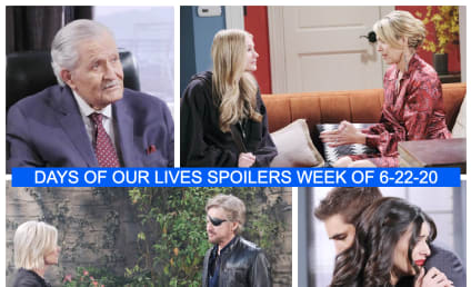 Days of Our Lives Spoilers Week of 6-22-20: Allie's Big Decision