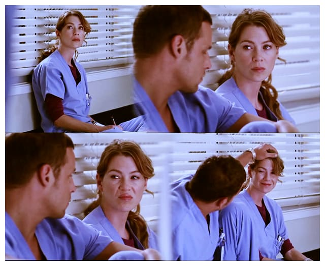 Alex Karev and Meredith Grey - Grey's Anatomy