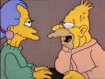 Grampa and Beatrice