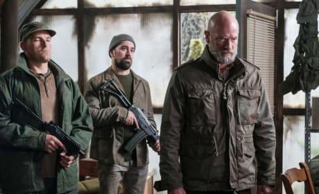 MacGregor Sentences Katie - Colony Season 3 Episode 5