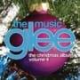 Glee cast rockin around the christmas tree