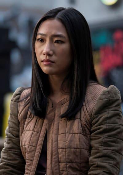 Nicky concerned - Kung Fu Season 1 Episode 2