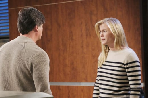 Sami Helps Lucas Out of a Jam - Days of Our Lives