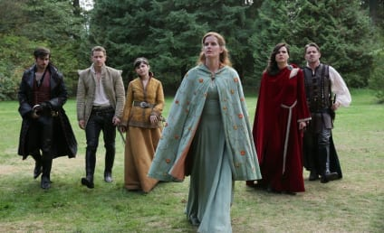 Once Upon a Time Review: Two Dark Ones!
