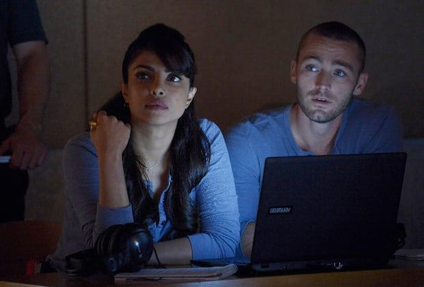 Alex and Ryan - Quantico