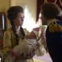 Peggy and Washington - Timeless Season 1 Episode 10