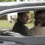 Backseat driver in the Impala - Supernatural Season 11 Episode 5