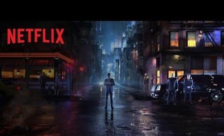 Marvel's Daredevil - Street Scene