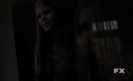 "American Horror Story Clip: ""Rubber Man"""