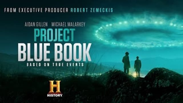 Project Blue Book - History