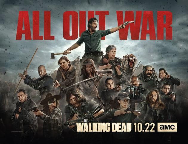 All Out War - The Walking Dead Season 8 Episode 1