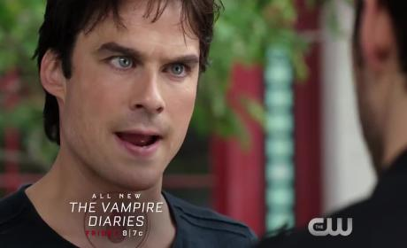 The Vampire Diaries Promo: Will Elena Rise?