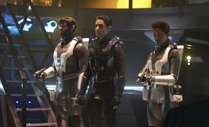 Star Trek: Discovery Season 2 Episode 12 Review: Through the Valley of Shadows
