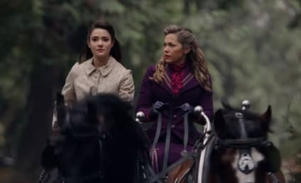 When Calls the Heart Season 7 Episode 8 Review: Into the Woods