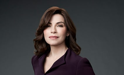 Julianna Margulies Books TV Return!!!