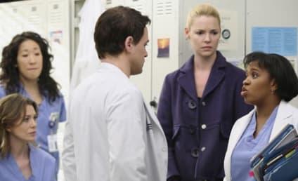Grey's Anatomy Caption Contest XL