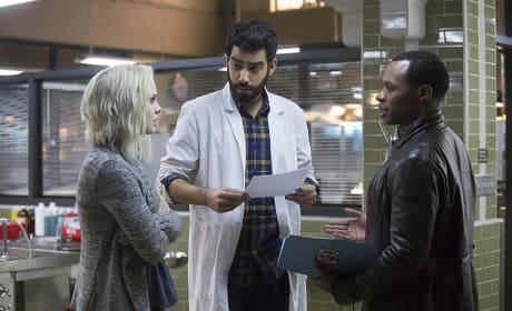 New Case - iZombie Season 1 Episode 10