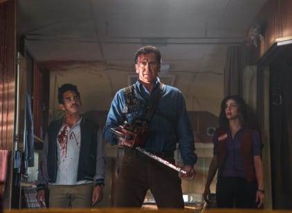 Watch Ash vs Evil Dead Season 1 Episode 1 Online