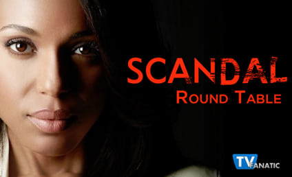 Scandal Round Table: Choose a Drinking Buddy!