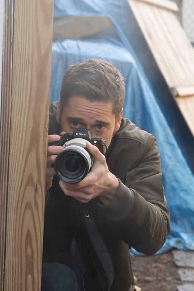 Spying - The Blacklist: Redemption Season 1 Episode 3
