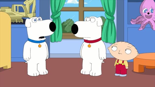 A Brian Robot - Family Guy