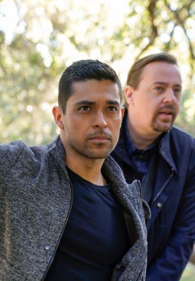 Lurking in the Trees - NCIS Season 16 Episode 17