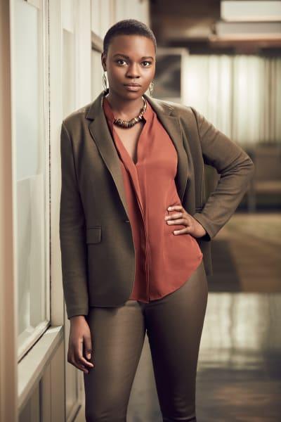 Shaunette Renée Wilson as Dr. Mina Okafor - The Resident
