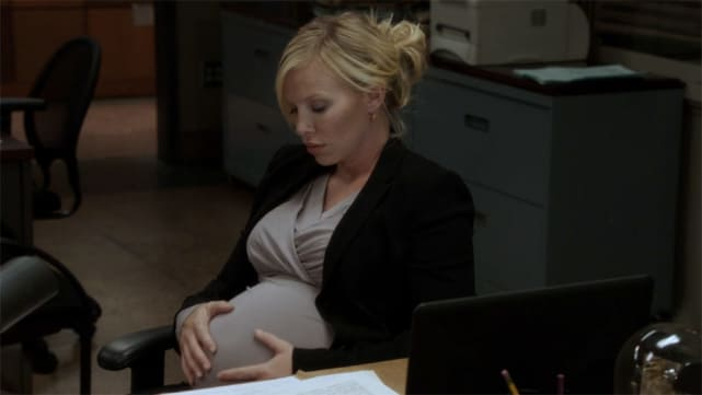 Random Pregnancies Because the Actress Is Pregnant