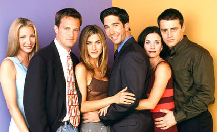 Friends Reunion Ordered at HBO Max