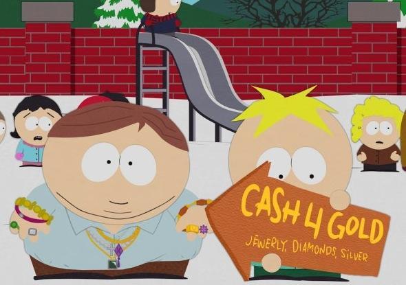 Buy from Cartman!