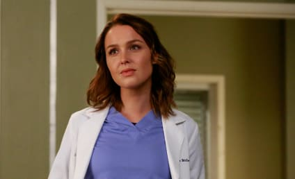 Grey's Anatomy Photo Preview: Taking a Risk