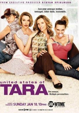The United States of Tara Poster
