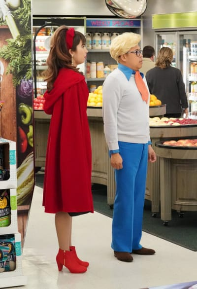 Red and Fred - Superstore Season 5 Episode 6