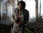 Damon in the Civil War - The Vampire Diaries Season 7 Episode 10