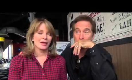 Deidre Hall and Drake Hogestyn Interview, Part 2